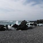 Muro rochers et vagues