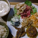Diner végétarien
