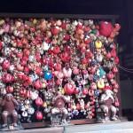 K - petits sacs et les 3 singes