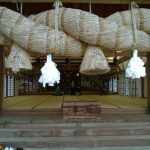 Izumo_Taisha_Rice Straw Rope